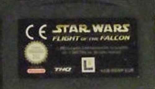 Star Wars: Flight Of The Falcon for Nintendo Gameboy Advance from THQ