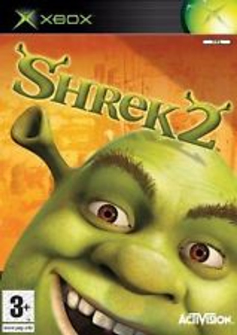 Shrek 2 PAL for XBOX from Activision