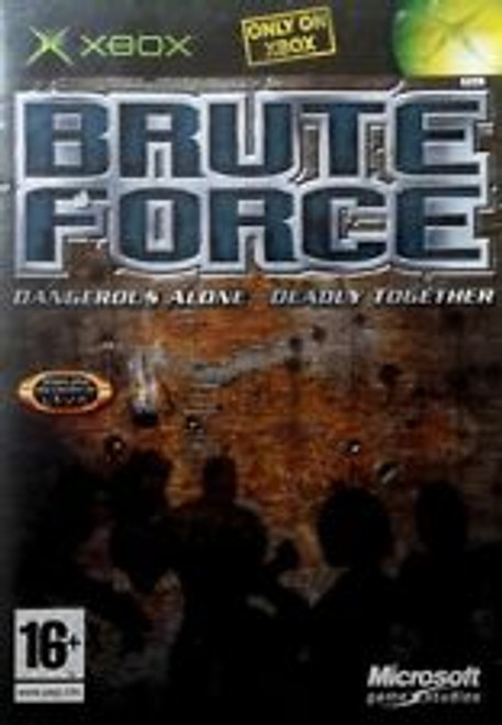 Brute Force PAL for XBOX from Microsoft