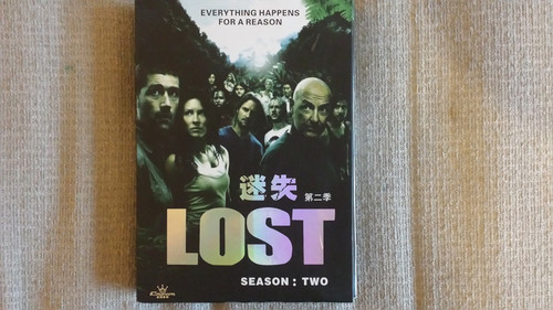Lost Season Two NTSC on DVD from Crown