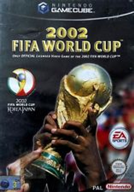 2002 FIFA World Cup PAL for Nintendo Gamecube from EA Sports