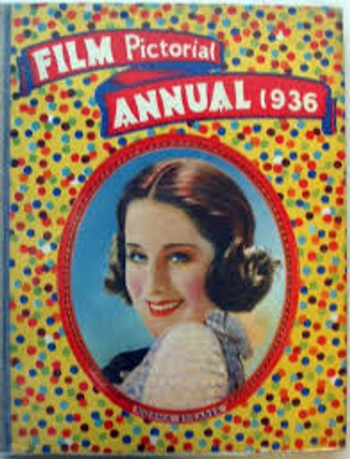 Film Pictorial Annual 1936 from The Amalgamated Press Ltd