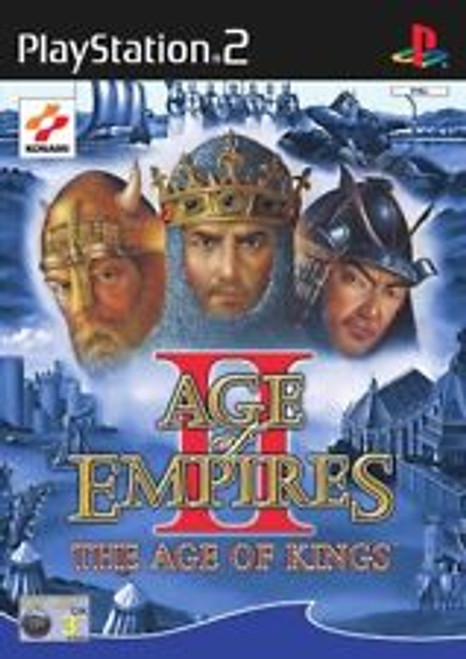 Age Of Empires II: The Age Of Kings PAL for Sony Playstation 2 from Konami