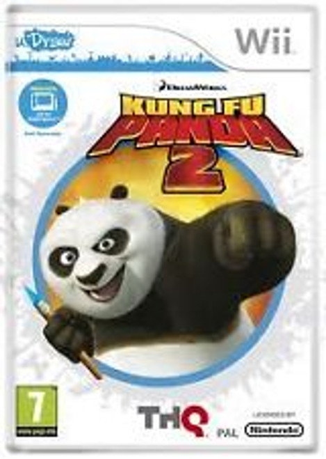 Kung Fu Panda 2 PAL for Nintendo Wii from THQ