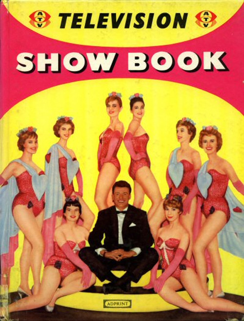 ATV Television Show Book 1959 from Adprint