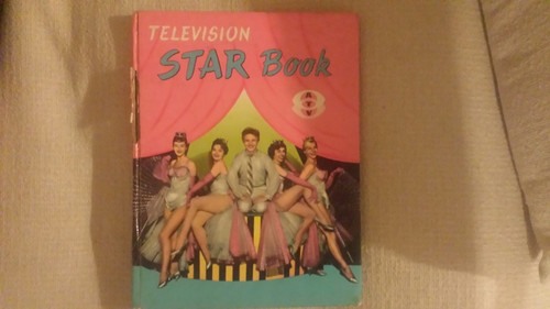 ATV Television Star Book 1959 from Purnell & Sons