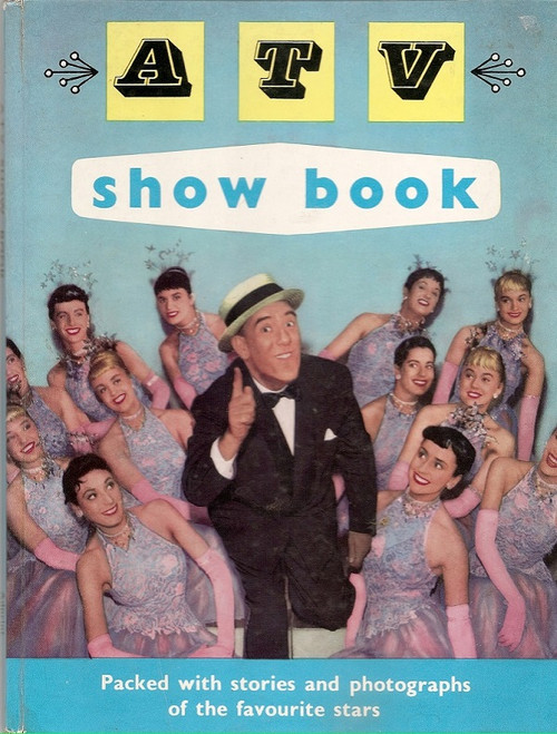 ATV Show Book 1958 from Adprint