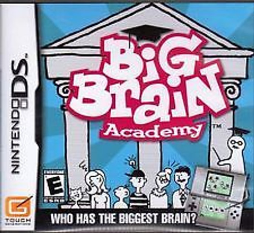 Big Brain Academy for Nintendo DS from Nintendo
