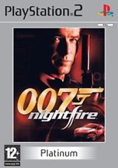 007: Nightfire PAL for Sony Playstation 2 from EA Games