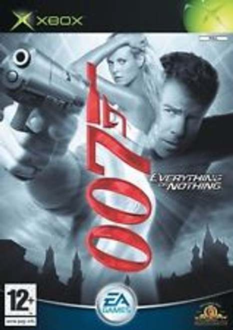 007: Everything Or Nothing for Microsoft XBOX from EA Games