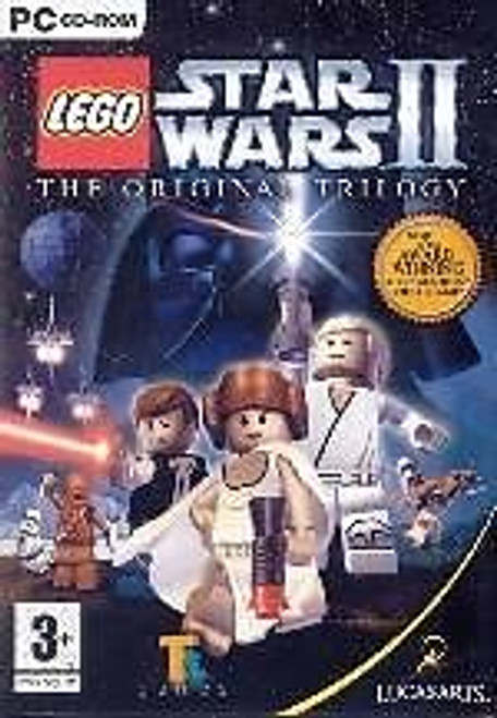 Lego Star Wars II: The Original Trilogy for PC from Travellers Tales/LucasArts on CD