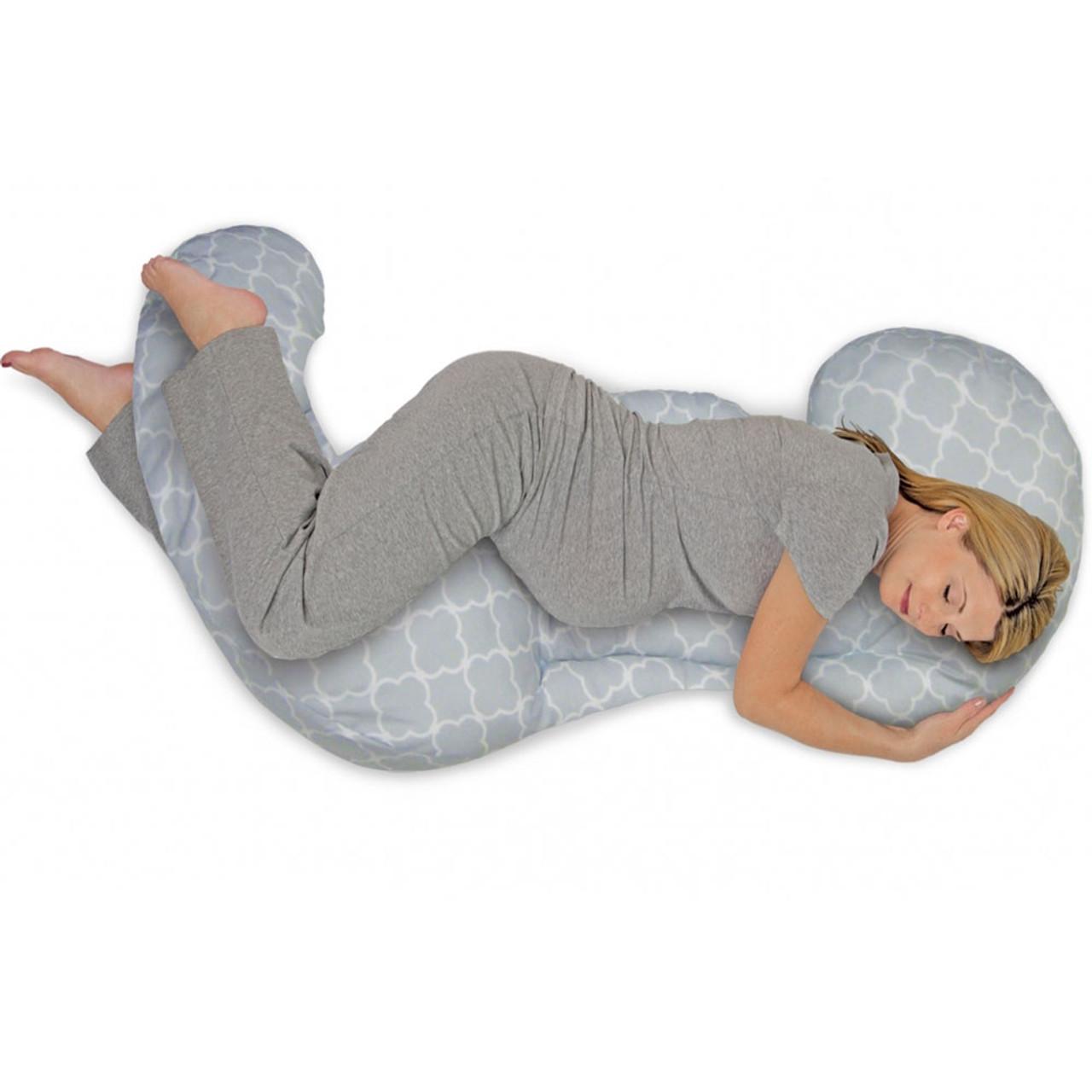 Boppy Custom Fit Total Body Pregnancy Pillow Pregnancyandbaby Ie