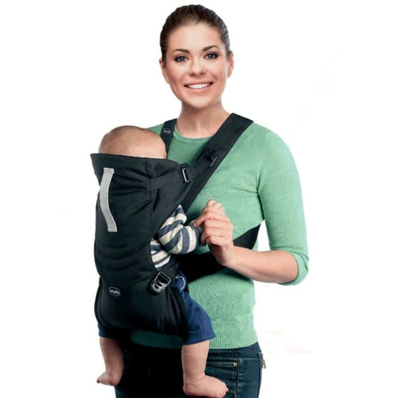 57768e24b18 Chicco Easy Fit Baby Carrier Black