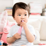 FOREO Issa Baby Silicone Sonic Toothbrush live