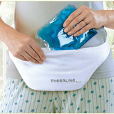 Theraline C-Section Belt in use