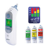 Braun ThermoScan® 7 Thermometer with Age Precision® colors