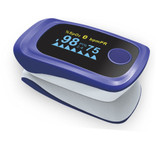 Finger Pulse Oximeter Bluetooth 4.0 - Hospital Grade