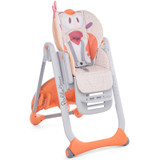 Chicco Polly 2 Start Highchair front view