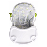 Safetots Tiny Charms Compact Foldable Highchair top view