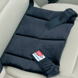 Clippasafe Pregnancy Bump Belt in use