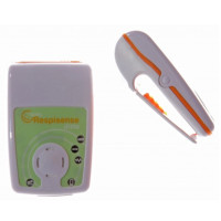 Respisense Ditto Breathing Monitor with side view