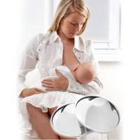 Silverette® Nursing Cups in use