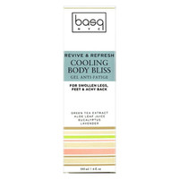 Basq Cooling Body Bliss Lotion box front