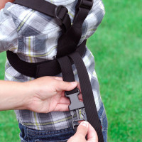 Diono Sure Steps™ Security Harness back