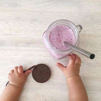 Haakaa Oreo Silicone Cookies FREE Teething Necklaces BPA FREE  lifestyle
