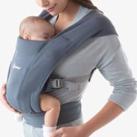 Ergobaby Embrace From Newborn - Oxford Blue
