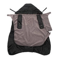 Ergobaby Winter Weather Cover - Black other