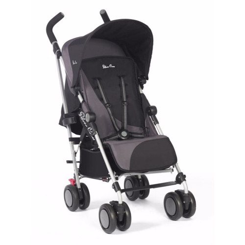 Silvercross POP Pushchair - Black