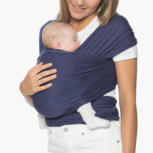 Ergobaby Aura Lightweight Wrap From 3.6kg - Indigo