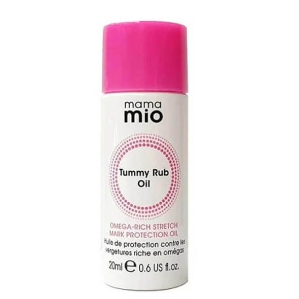 Mama Mio Tummy Rub Oil 20ml - Pregnancy Skincare