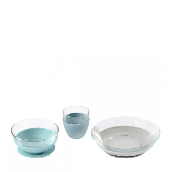 Beaba Glass Meal Set - Jungle