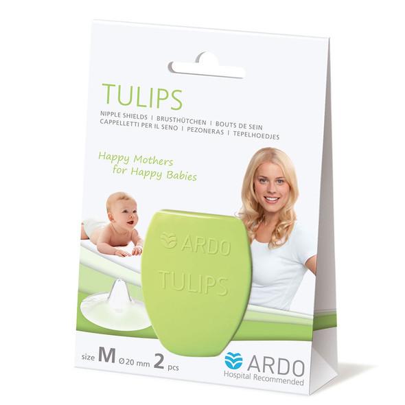 ARDO Tulips Nipple Shields Size M PregnancyandBaby.ie