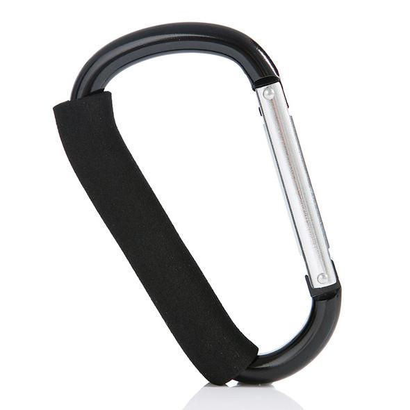 Dreambaby Stroller Hook black