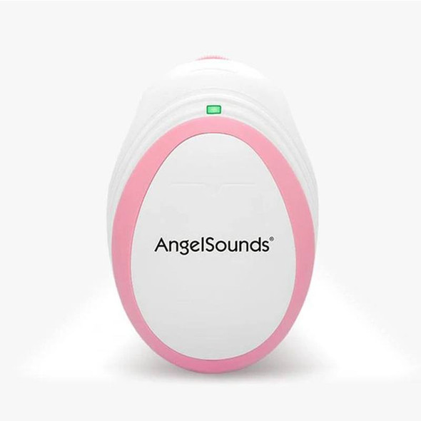 Angelsounds Fetal Doppler - Pocket Size with Free Ultrasound Gel