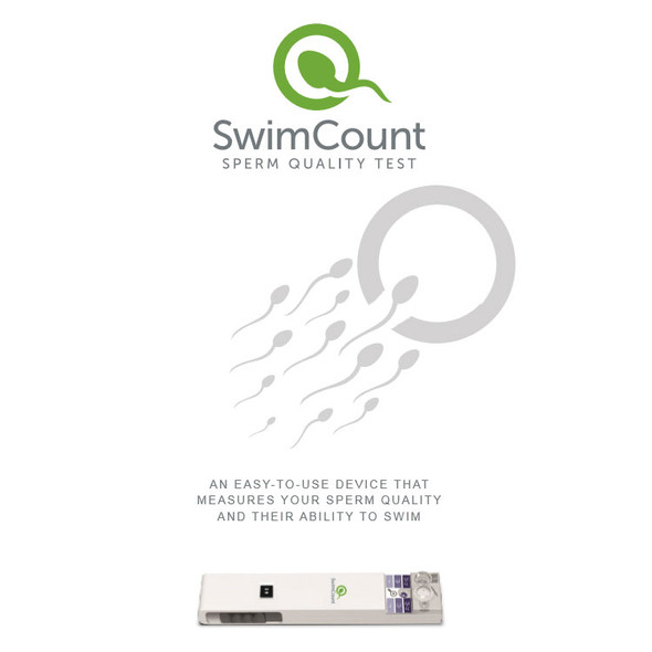 SwimCount - Male Home Fertility Test PregnancyandBaby.ie
