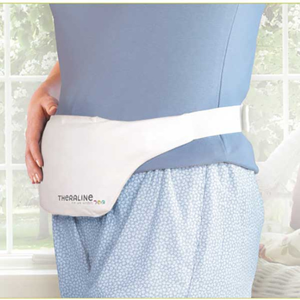 Theraline C-Section Belt worn