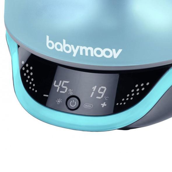 Babymoov Hygro+ Humidifier controls