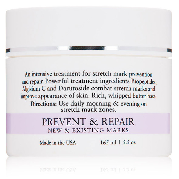 Basq Intensive Treatment Stretch Mark Butter back