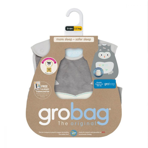 Grobag - Ollie the Owl 2.5 Tog Secondary image