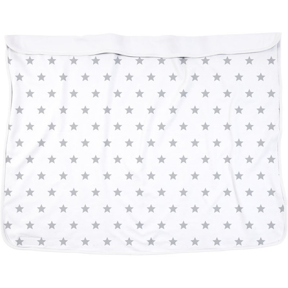 Dooky Blanket Silver Stars Secondary image