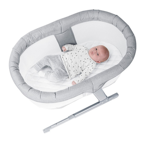 Babylo Snug Sleeper Grey mattress