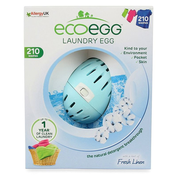 Eco Egg Laundry Egg Fresh Linen - 210