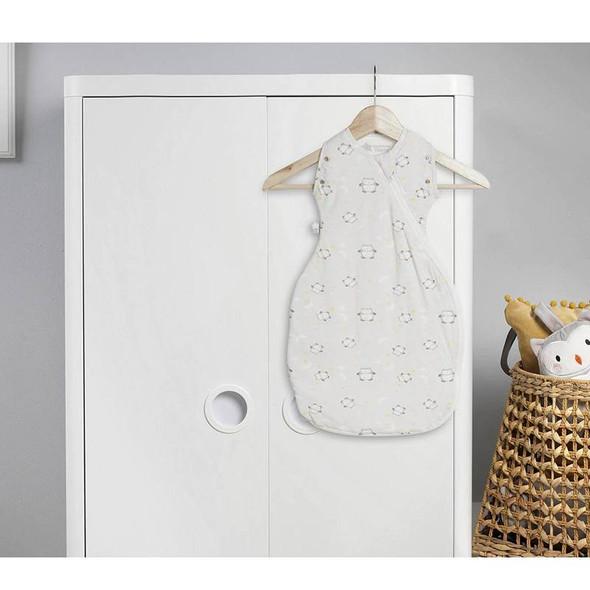 Grobag Ollie Owl Print Newborn Snuggle Sleep Bag 2.5 Tog live
