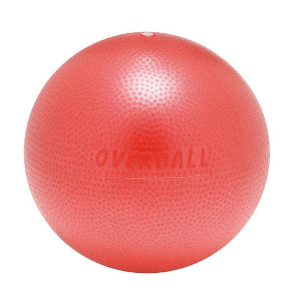 Wellfit Soft Gym Overball Red