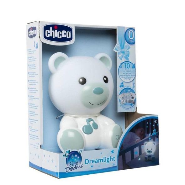 Chicco Dream Light Bear - Blue box