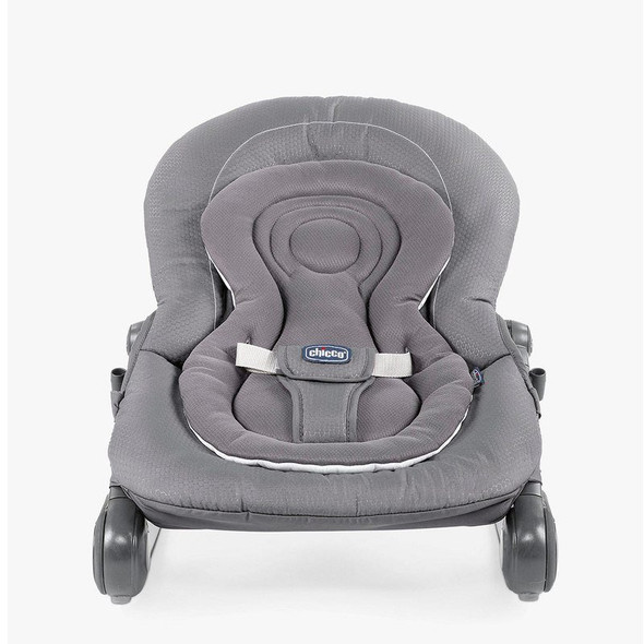 Chicco Hoopla Bouncer - Moon Grey front